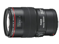 EF100mm F2.8Lマクロ IS USM(Canon)